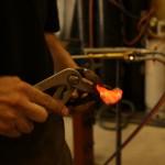 葉っぱの制作過程
