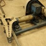 油圧式ベンダー