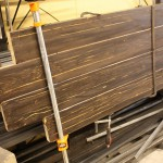 ポスト用木材
