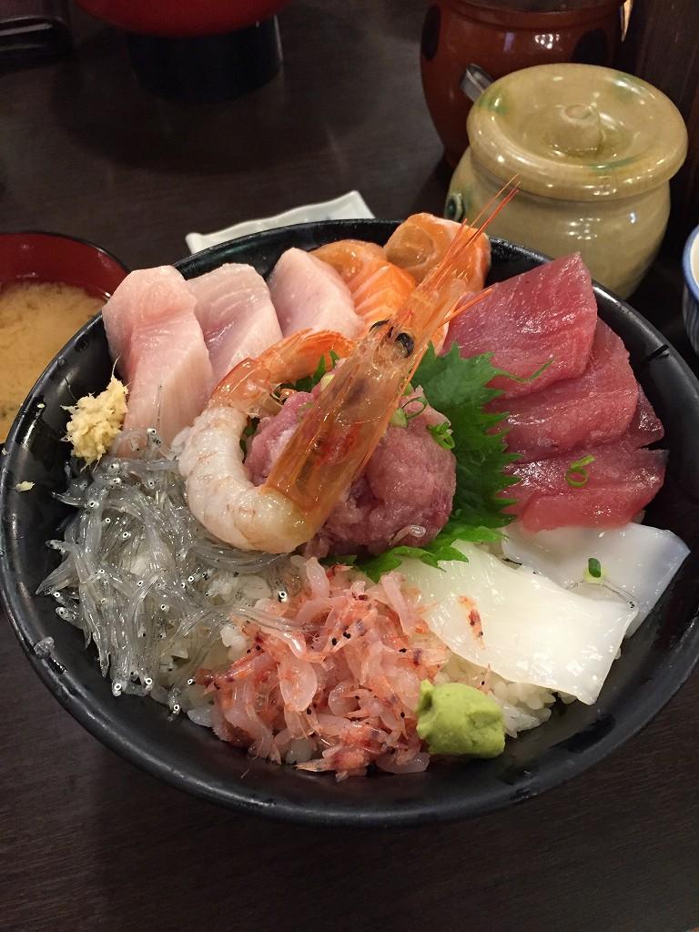 沼津の丸天丼