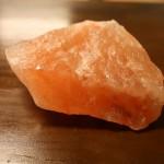 ピンクの岩塩
