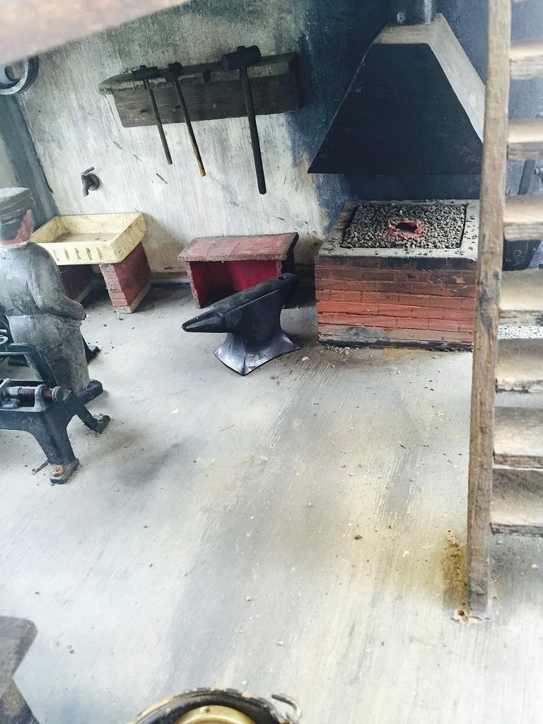 鍛冶屋のドールハウス