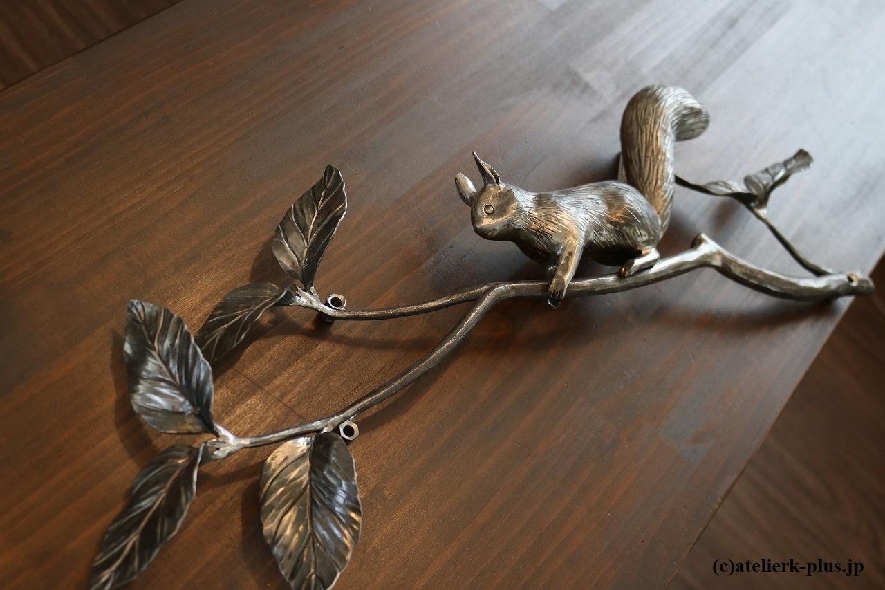 ロートアイアンの装飾
